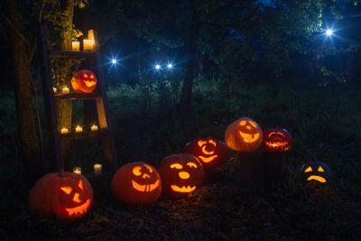 SpookyHalloweenPumpkins