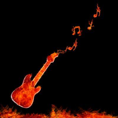 GuitarOnFireConcert