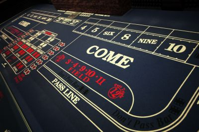 VegasGamblingCraps