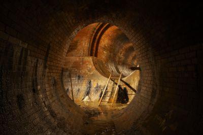 SewageSystemTunnelLasVegas