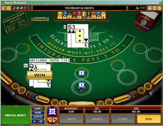 bonus-blackjack-Microgaming