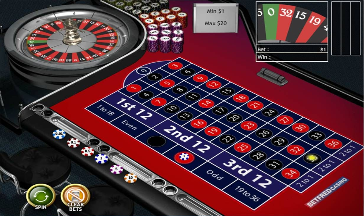 Roulette flaw-make money every day playing roulette anywhere gov poker yahoo