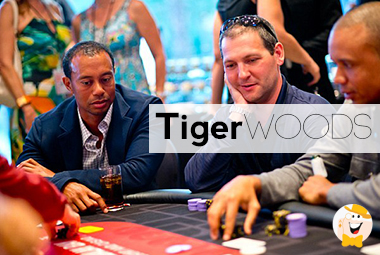 Tiger is Playing Poker